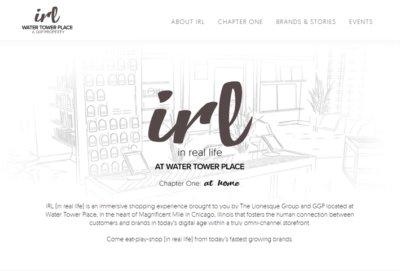 IRL-Website