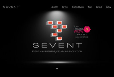Sevent-Website